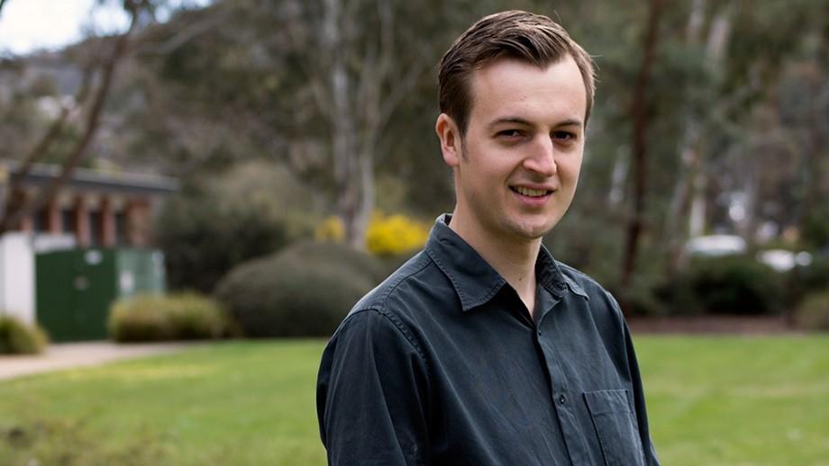 Daniel McNamara. Image: Jadon Radcliffe.