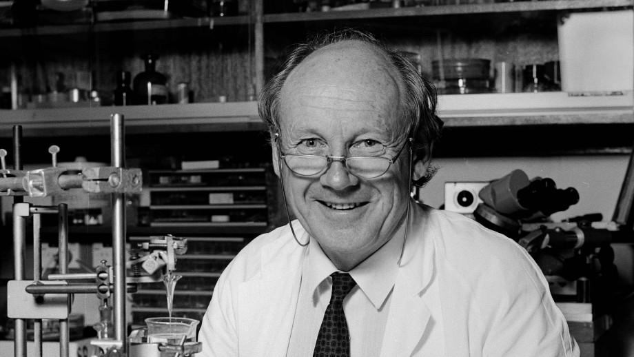 Emeritus Professor David Curtis. Image: supplied