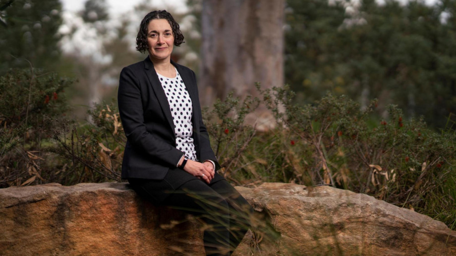 Dr Joëlle Gergis is a senior lecturer in climate science at the ANU and lead researcher for this citizen science weather rescue project. Source: Lannon Harley/ANU