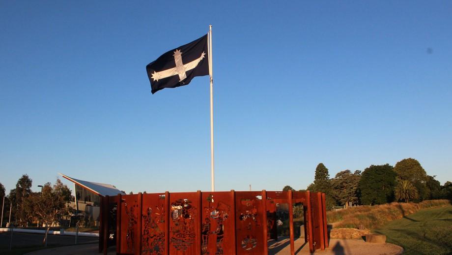 Image of Eureka Stockade memorial