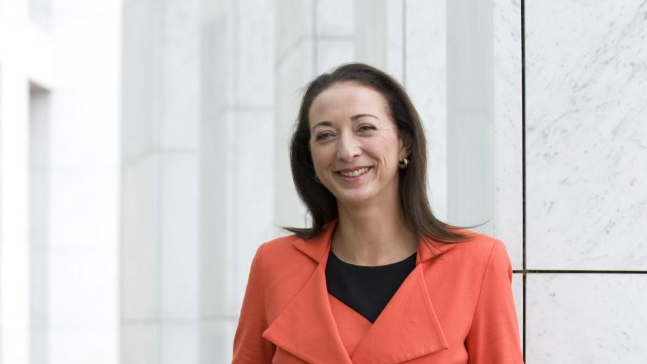 Member for Canberra, Gai Brodtmann MP.