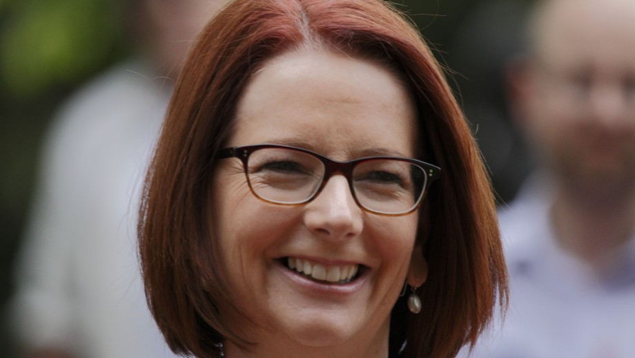 Research shows 44 per cent of media coverage insinuated Julia Gillard's gender was not prime ministerial. Image: Ed Dunans, Flickr.