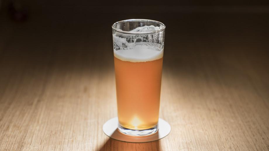 A glass of beer. Photo: Jamie Kidston