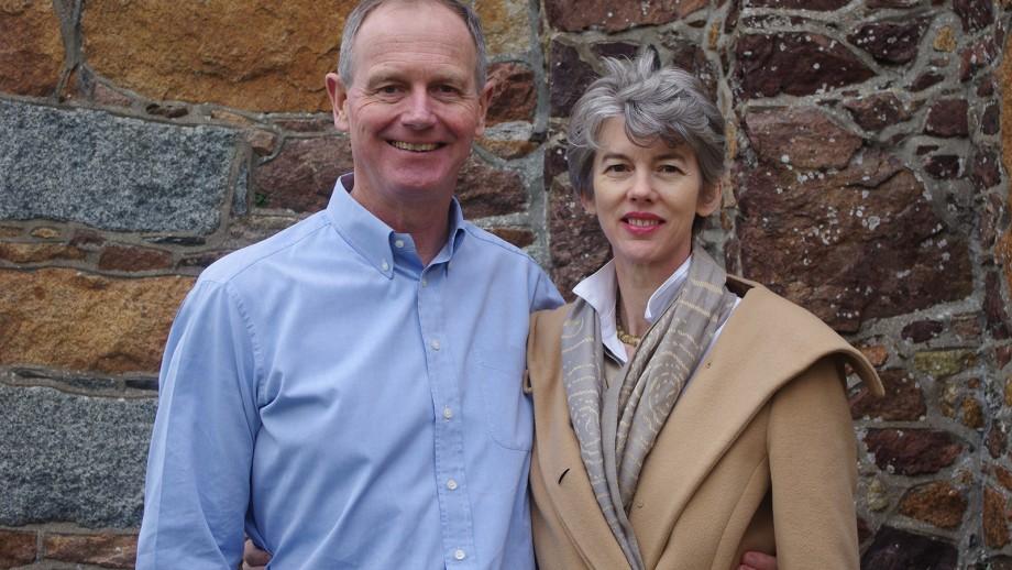 Graham & Louise Tuckwell