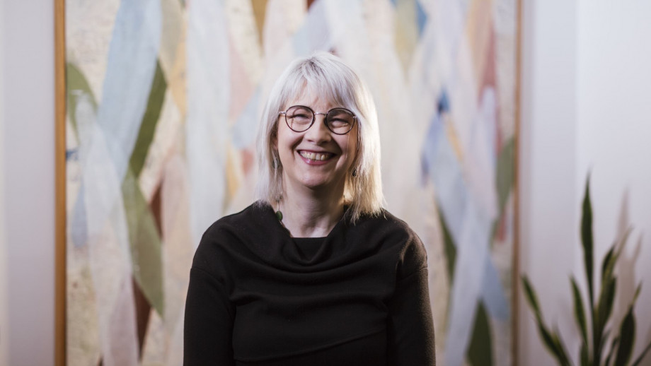 Professor Helen Sullivan.