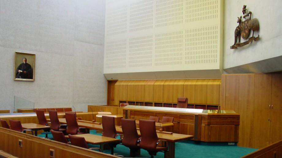 Canberra High Court