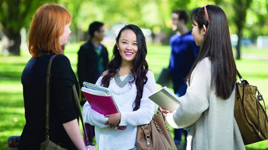 Study at Australia's top university