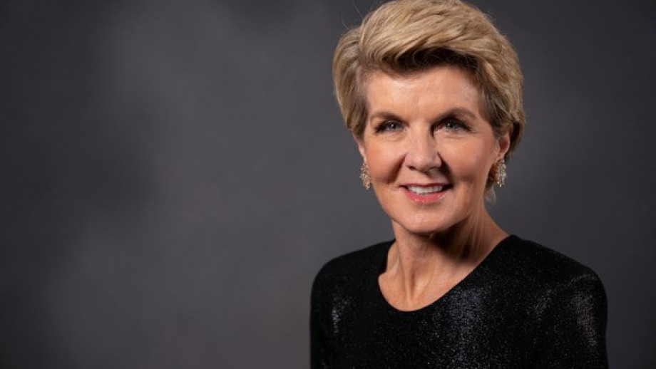 ANU Chancellor the Hon Julie Bishop. Photo: The Australian National University