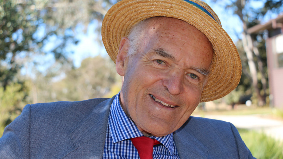 Emeritus Professor John Love