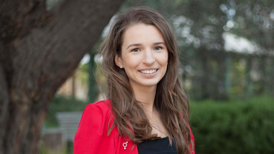 Josephine Janssen (BA, BBA '17)