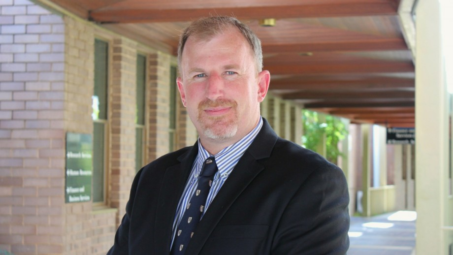 Professor Byron Keating