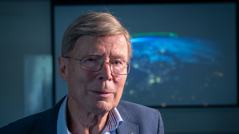 Professor Kurt Lambeck is one of five people appointed a companion of the Order of Australia.