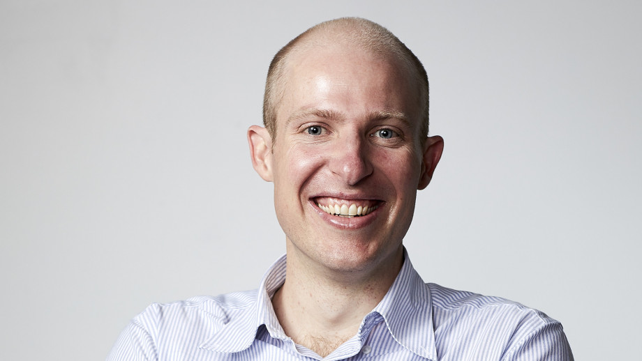 Dr Lachlan Blackhall is the new Head of the ANU Battery Storage and Grid Integration program. Image: ANU.