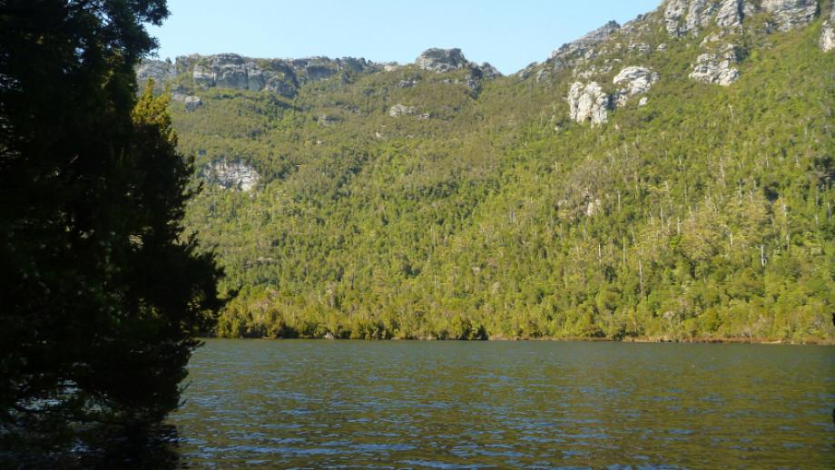 Lake Marilyn, Tasmanian Wilderness World Heritage Area. Image: Kathy Allen