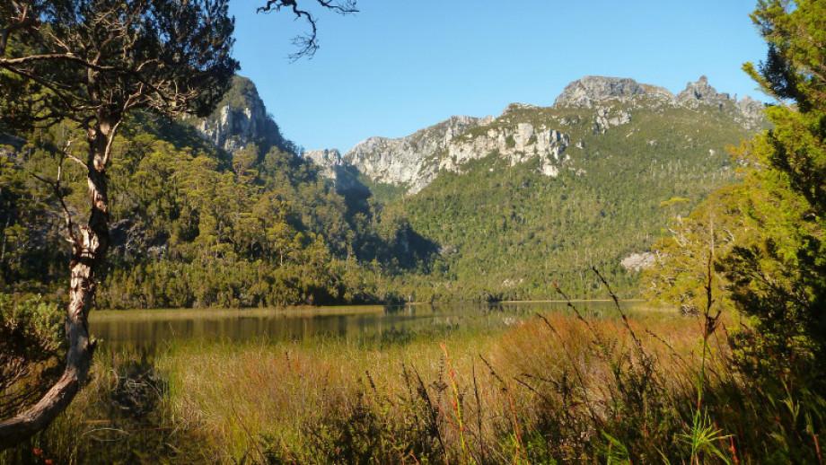 Lake Vera, Tasmanian Wilderness World Heritage Area. Image: Kathy Allen
