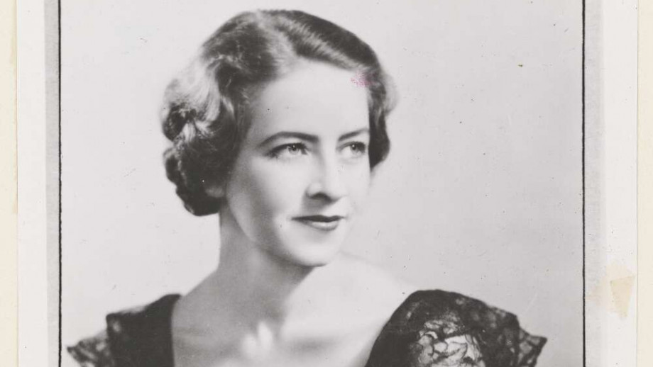 Mary Durack. Image: National Library of Australia
