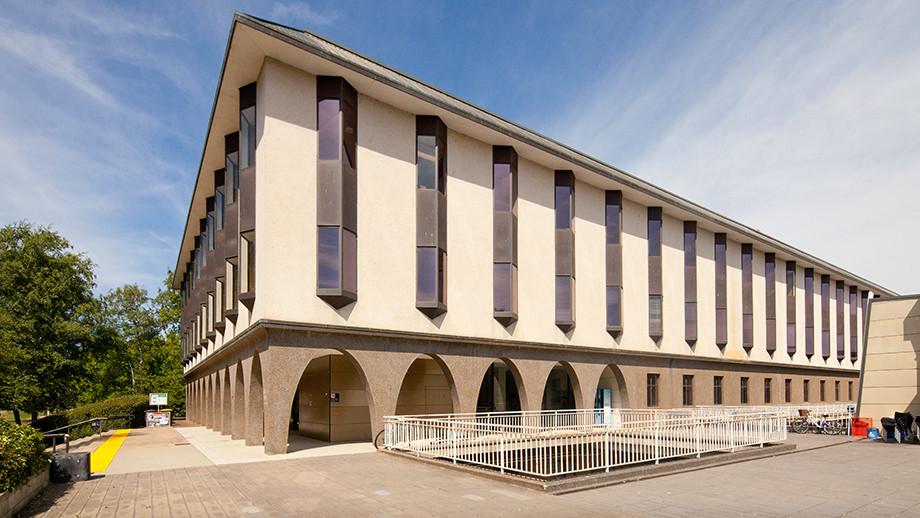 Campus Master Plan - Chifley Library