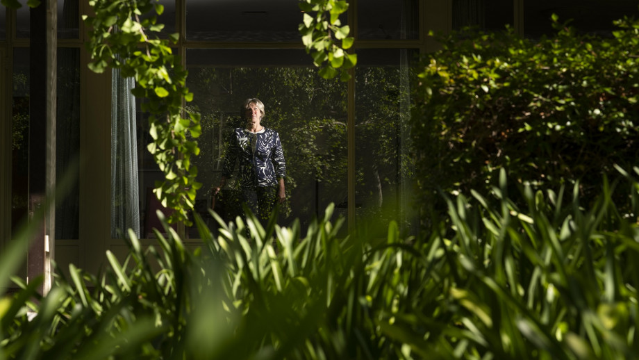 Professor Meg Keen will lead the Australia Pacific Security College. Photo: Lannon Harley
