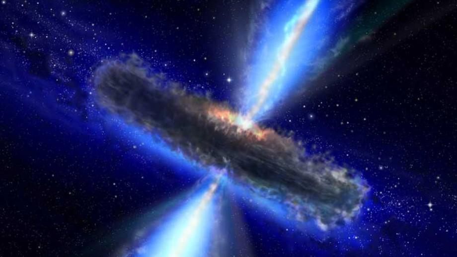 Messy galaxy