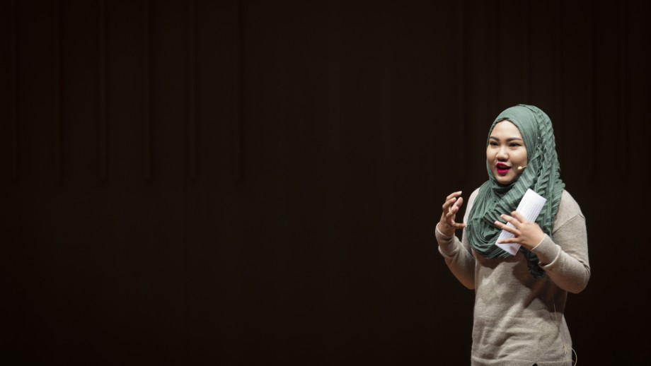 ANU 3MT runner up Noorazah Mohd Noor. Image: Supplied.