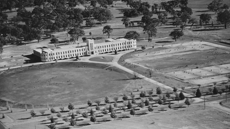 Explore the ANU School of Art Building's history in the new ANU Reporter.