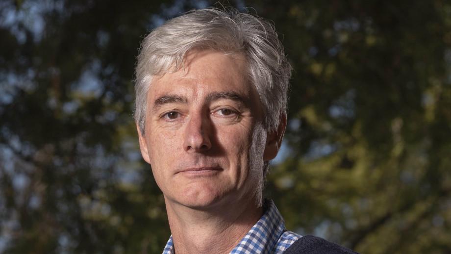 Professor Paul Tregoning.