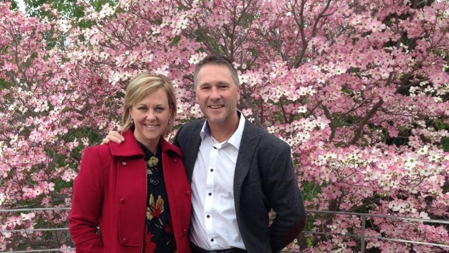 Picture of Michelle Melbourne and Phillip Williamson