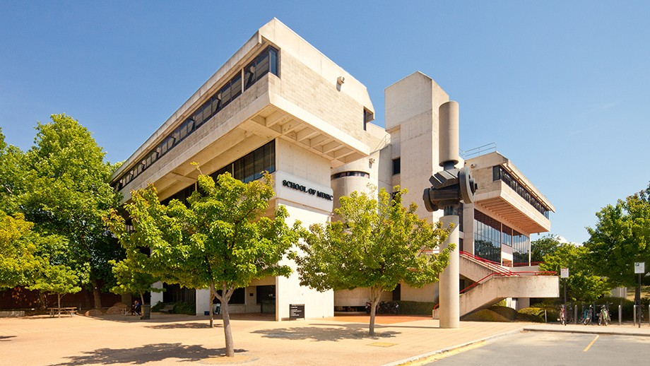 The ANU School of Music's old library and reception space will undergo a $1 million refurbishment in 2015.