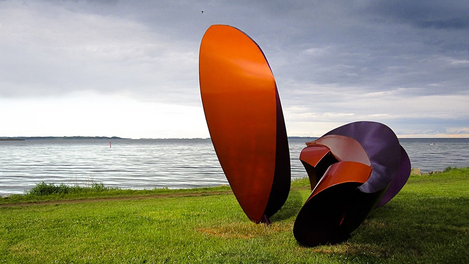 Sculpture by the Sea, Aarhus, Denmark, June 2009. Image by Fredrik Linge on flickr.