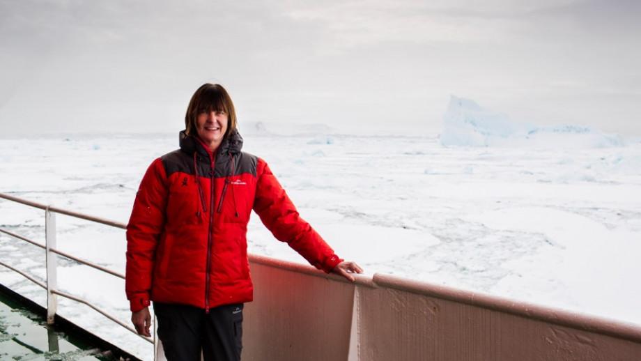 Professor Susan Scott. Photo by Oli Sansom.