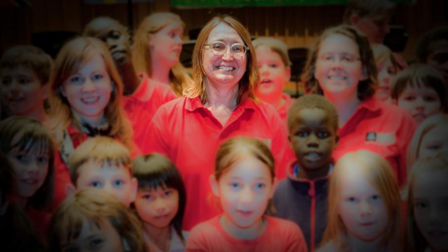 Associate Professor Susan West. Image: Stuart Hay.