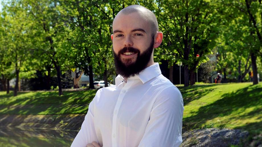 Brandon Hargraves of Sway Aquaculture is developing methane-reducing seaweed