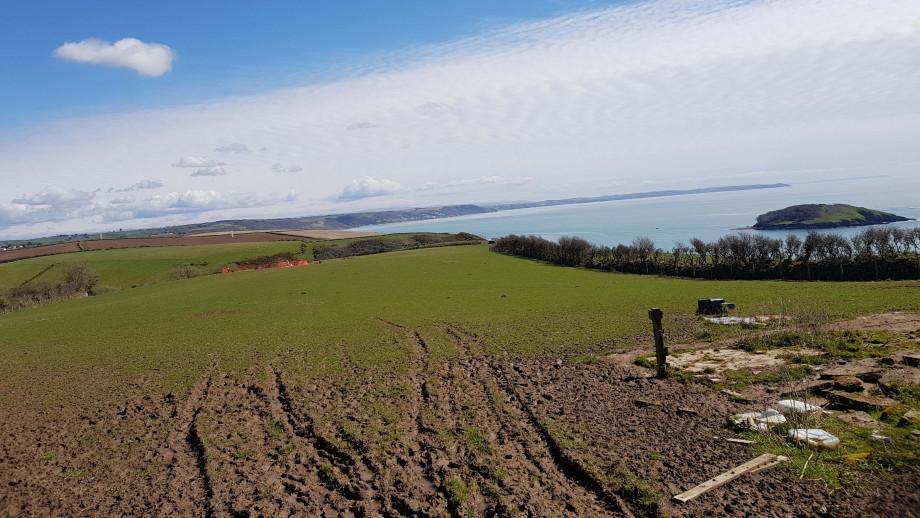 Hendersick Barrow site, Cornwall. Image (c)SEKAS