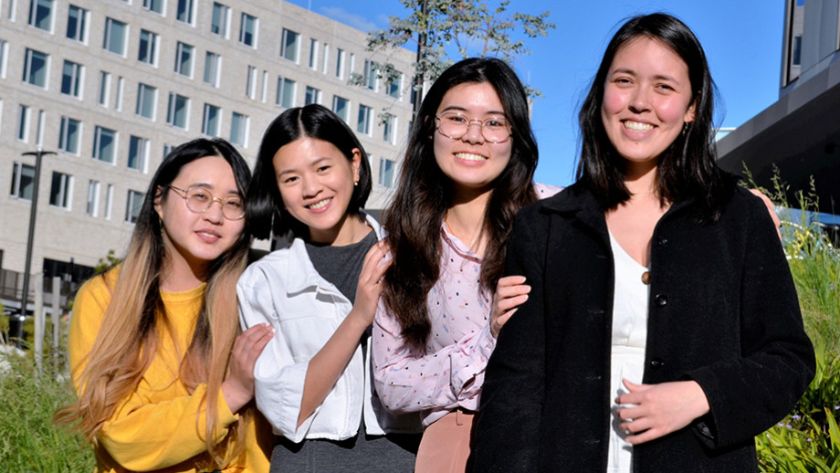 Sydney Farey, Eleanor Hsu and team Sweet & Sour created an Asian-Australian publication