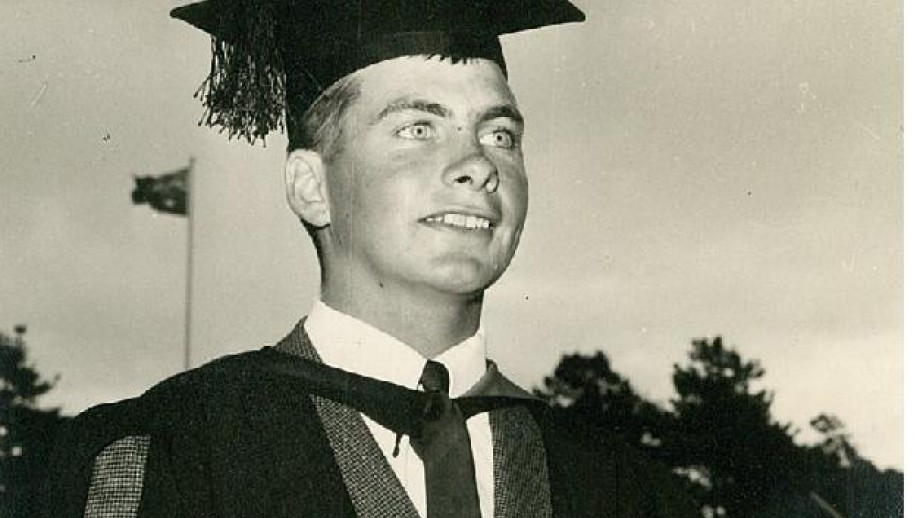 Tim Overall in 1969.