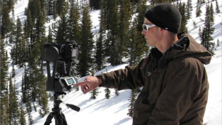 Tim Brown, Wasatch Mountains, UT, USA. Image Tim Brown