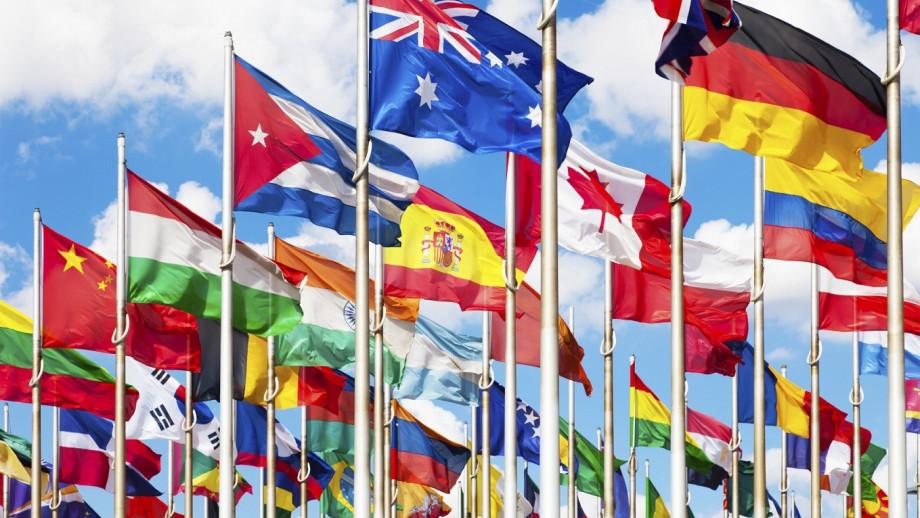 Image: UN Flags, FlickR.