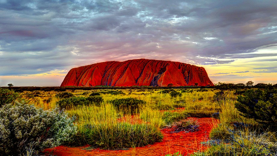 Uluru. Image courtesy Andy Maguire on flickr.