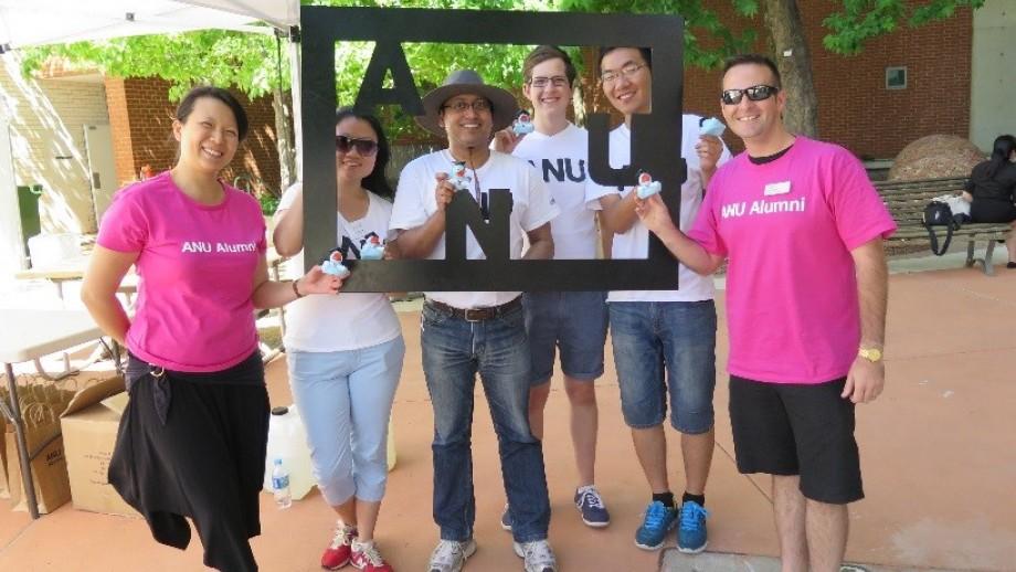 Volunteers for graduations