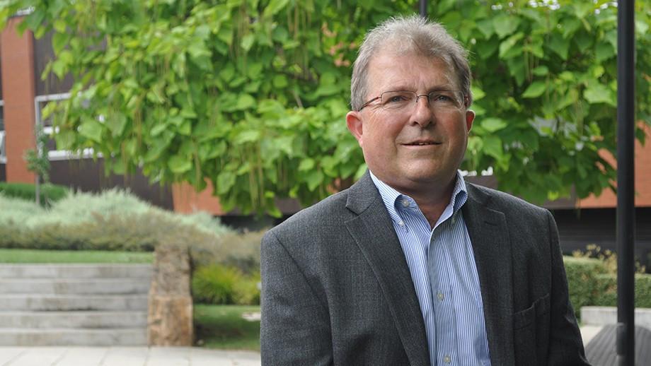 Professor Warwick McKibbin. Image courtesy Martyn Pearce, the ANU Crawford School of Public Policy.