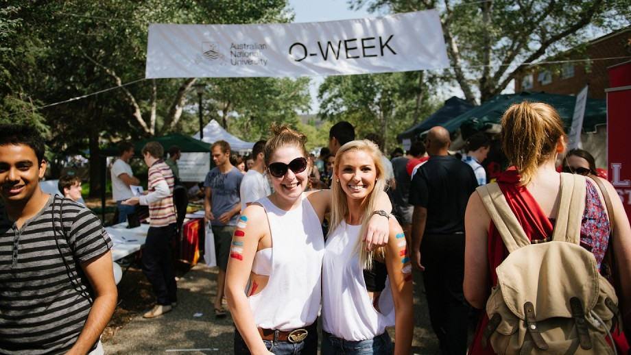 Did you meet your best mate at O Week?