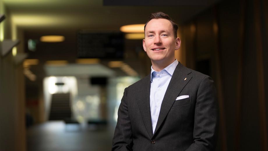 Senior Public Policy Adviser at the ANU National Security College Dr William Stoltz.