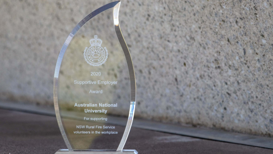 NSW Supportive Employer Award