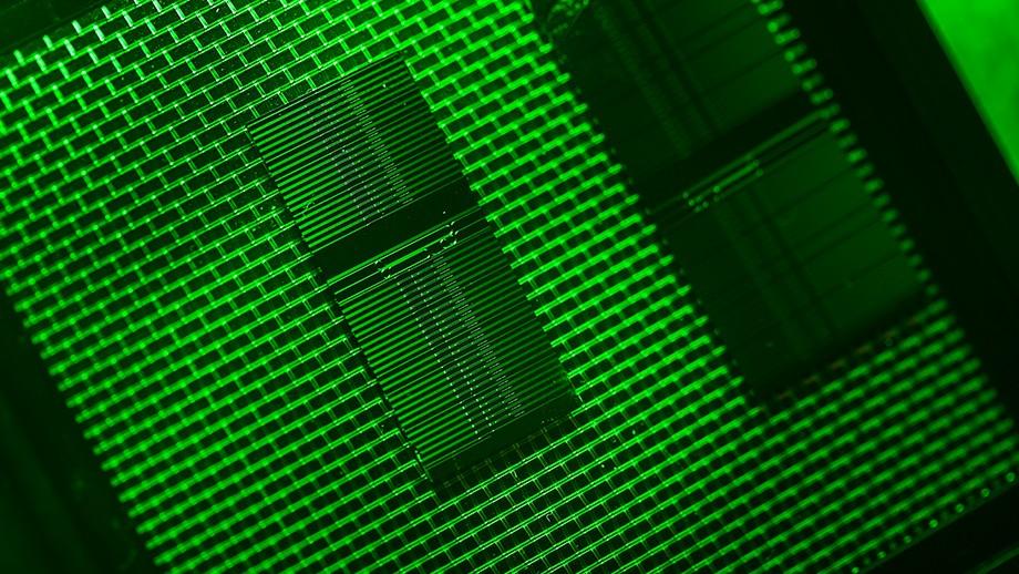 The new telescope chip