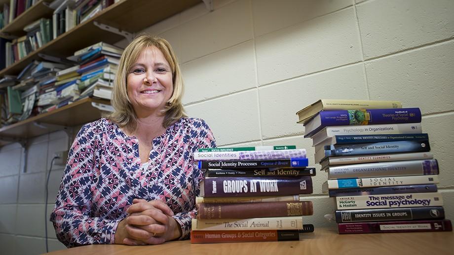 Professor Kate Reynolds. Image: Stuart Hay, ANU.
