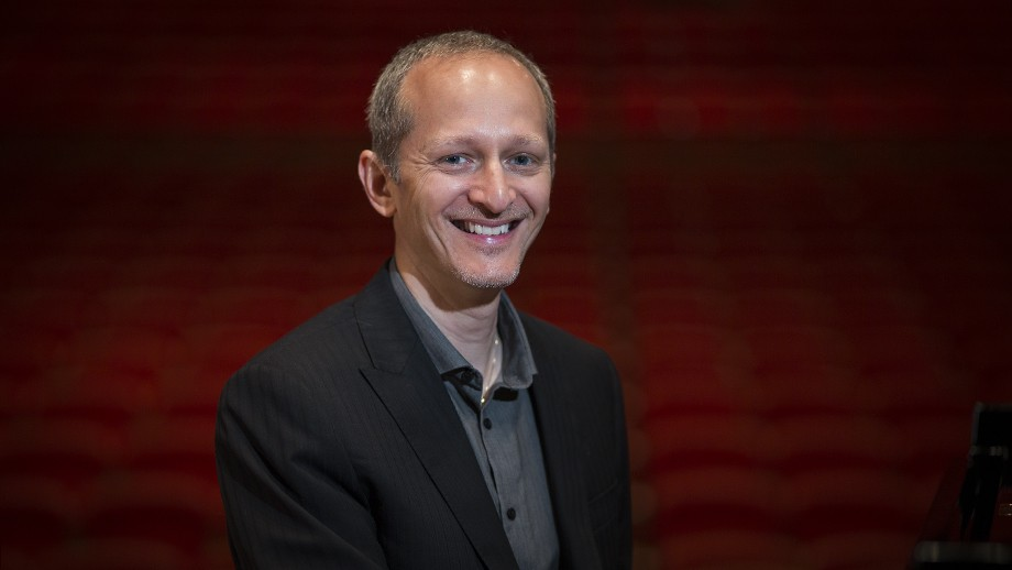Professor Ken Lampl. Photo: Stuart Hay, ANU.
