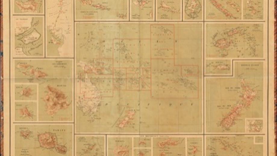 Missions Catholiques de la Melanesie, Micronesie et Polynesie (Oceanie) 1896
