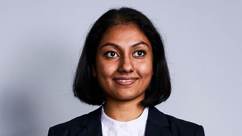 Medha Majumdar, 2019 Westpac Future Leaders Scholar