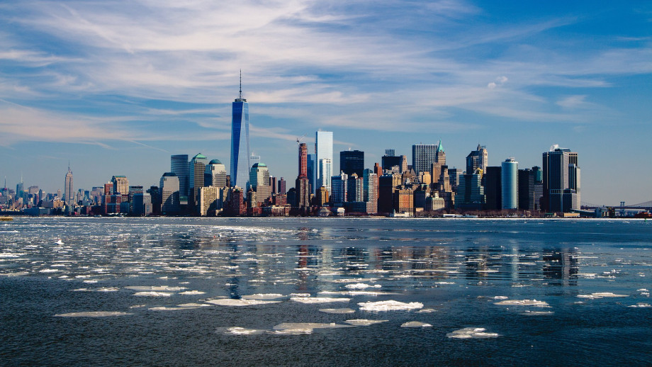 New York. Image by Michael Pewny from Pixabay