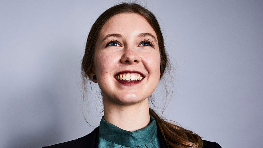 Talia Melsom, 2019 Westpac Future Leaders Scholar